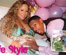 Mariah Carey |Baby shower de sus mellizos