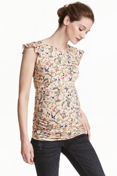 coleccion-hm-premama-otono-invierno-2017-blusa