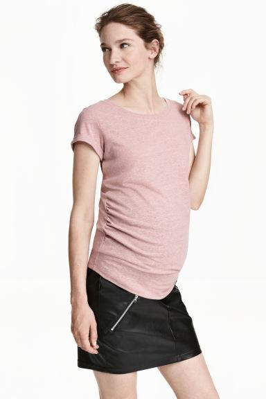 coleccion-hm-premama-otono-invierno-2017-falda