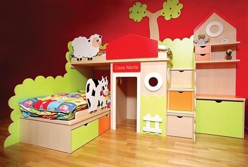 Decoración de dormitorios para niños - Imagui
