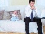 Baja por paternidad en España