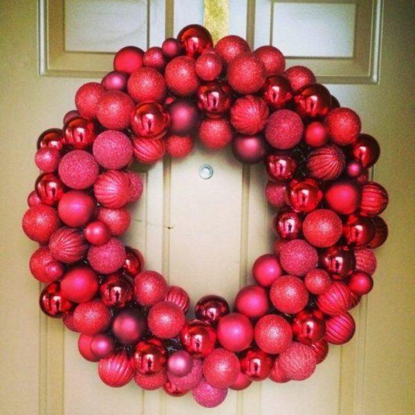 coronas-de-navidad-rojo