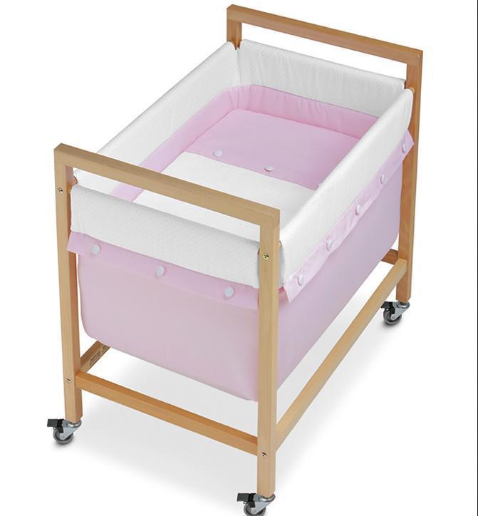 cunas-moises-para-bebes-2014-modelos-prenatal-funda-rosa