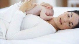 El primer mes después del parto