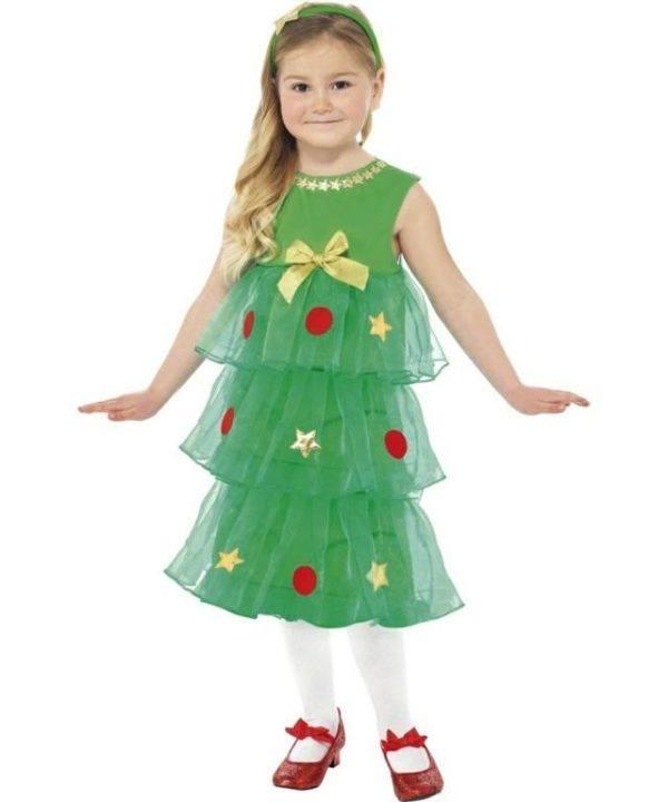 disfraces-de-arbol-de-navidad-para-bebes-y-ninos-vestido