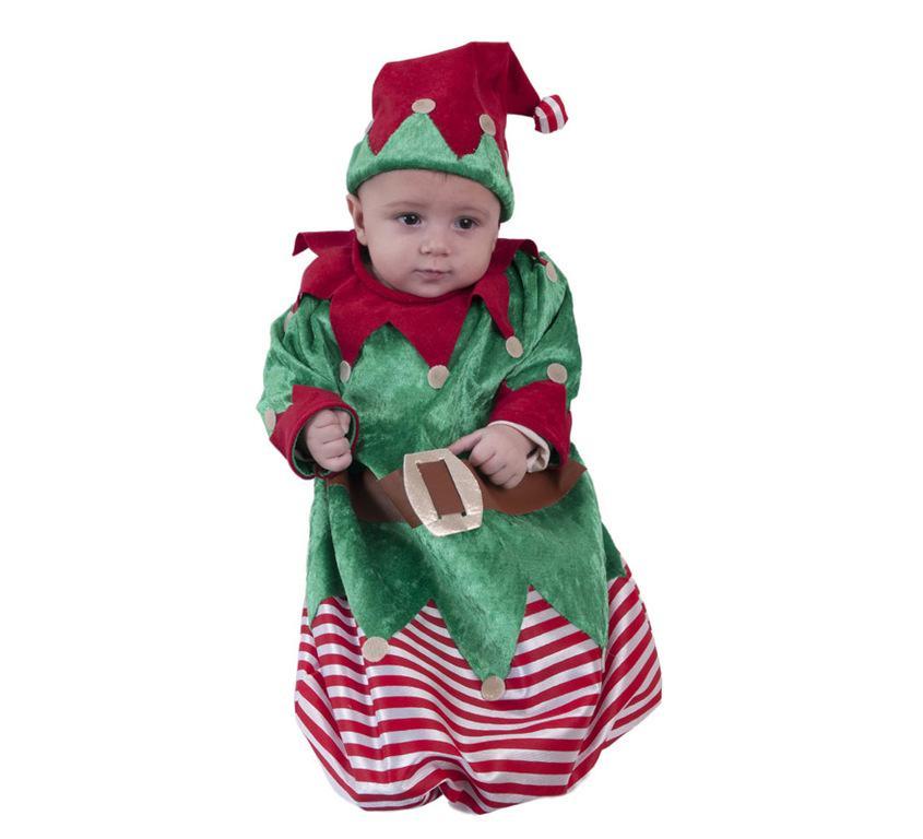 disfraces-de-duende-de-navidad-para-bebes-y-ninos-en-saco