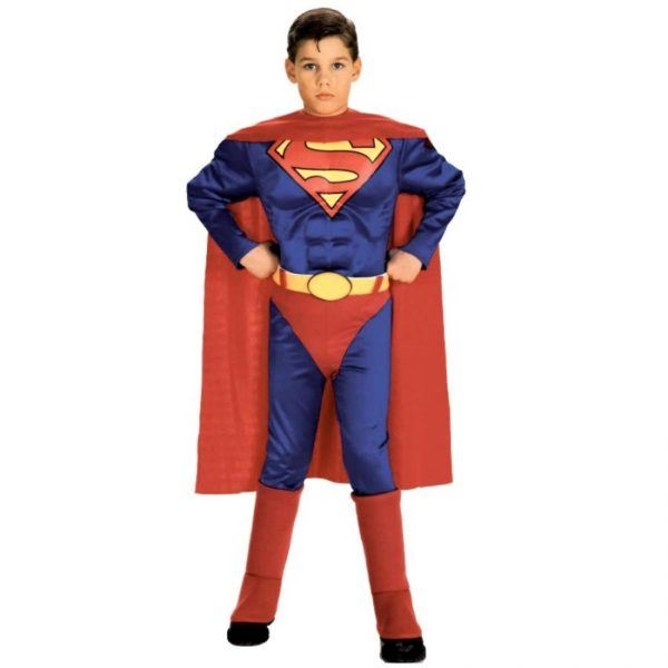 disfraces-niños-halloween-2015-superman