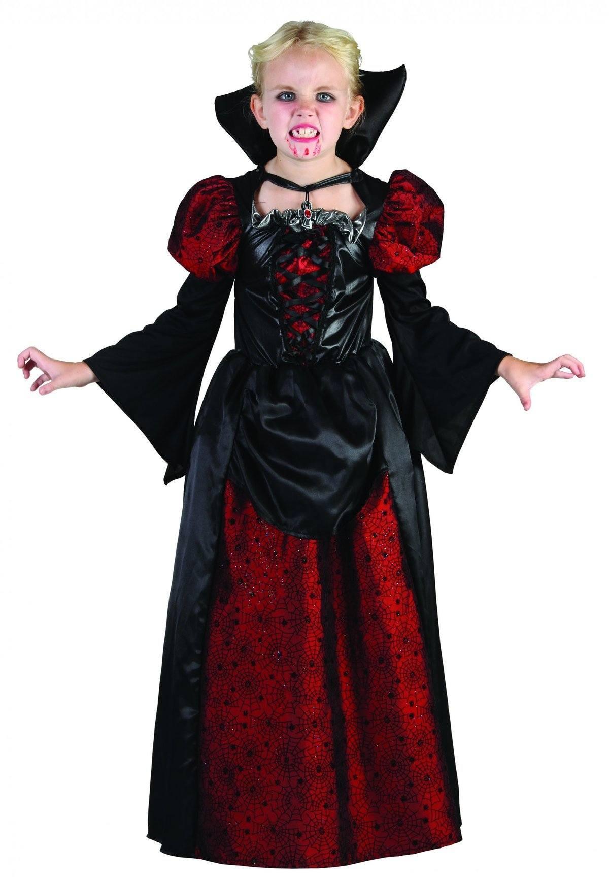 disfraces-para-ninas-halloween-2014-vampiresa