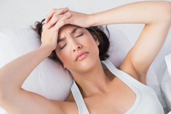 dolor cabeza embarazada