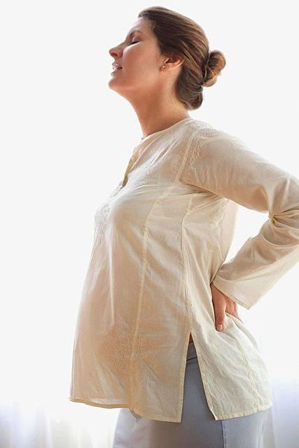 dolor-de-ovarios-durante-el-embarazo-peligro