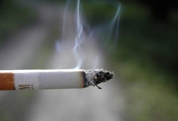 Por qué ha dejado a fumar bruscamente