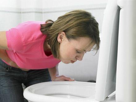evitar nauseas en el embarazo