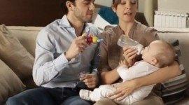Recomendaciones: El paso de la leche materna al biberón