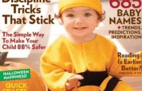Fotos de bebes modelos