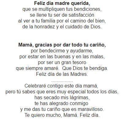 Frases Para El Dia De La Madre 2018 Embarazo10 Com