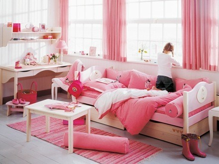 habitación para niña 9