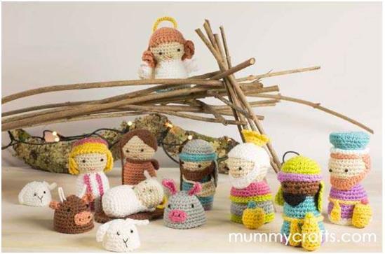ideas-de-regalos-de-navidad-de-mummy-crafts-belen-ganchillo