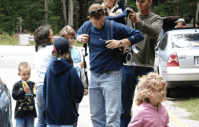 Viajar con niños, algunas recomendaciones