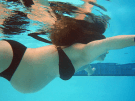 ¿Es seguro nadar en una piscina con cloro durante el embarazo?