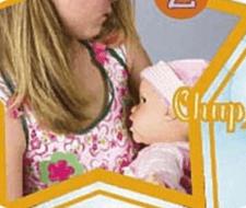 Polemico muñeco, que imita la lactancia materna