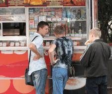 Los adolescentes y la alimentacion