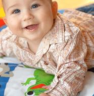 Los bebés detectarian el peligro inminente