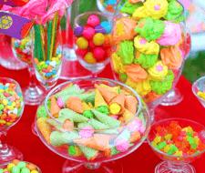 Niños, violencia y consumo de dulces diarios