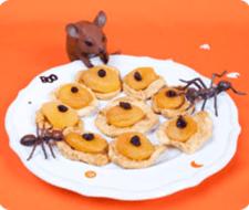 Halloween; deberia ser saludable para los niños