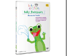 Video de Baby Einstein: Baby Shakespeare, Mundo de Poesia