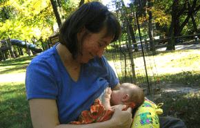 """La """"lactancia materna"""", anularía el riesgo cardiaco, diabético y ACV, de la madre."""