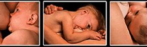 Problemas, apoyo y elementos para la Lactancia Materna