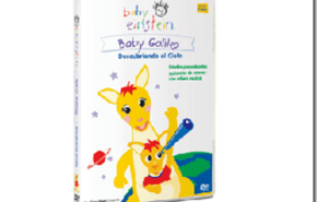 Video Baby Einstein: Baby Galileo Descubriendo el Cielo