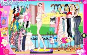 Juegos de vestir embarazadas