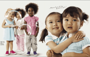 Catalogo Benetton Infantil primavera verano 2010