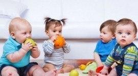 Cómo puedes iniciar a tu bebe en la fruta