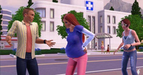 juegos-de-embarazada-online-Sims-3