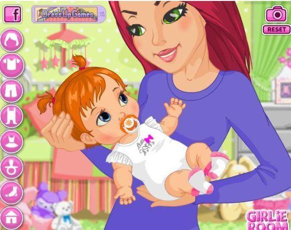 juegos-de-embarazada-online-mi-hermosa-bebe