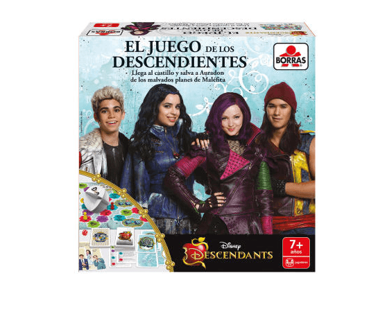 juguetes-los-descendientes-disney-juego-de-mesa