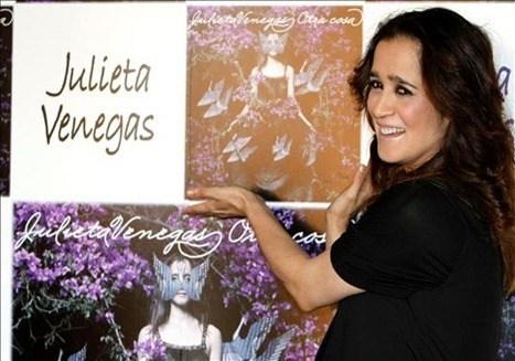 julieta venegas mama de una niña