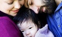Padres famosos: Katherine Heigl y su hija Naleigh