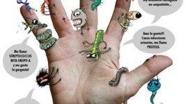 Aprendizaje niños | lavarse las manos