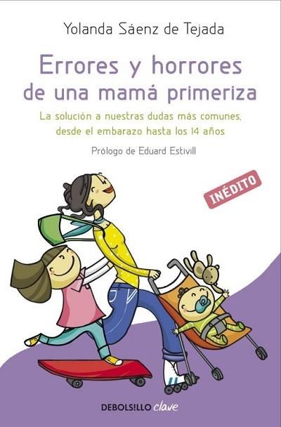 Libros paternidad errores y horrores de una mama primeriza