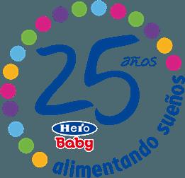 Hero Baby cumple 25 años