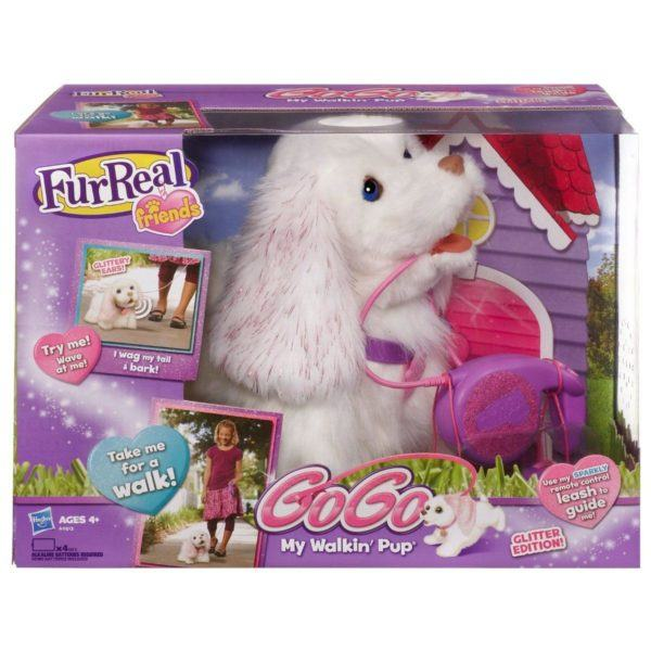 Hasbro Furreal Friends Gogo Walking And Talking Puppy Dog Toy