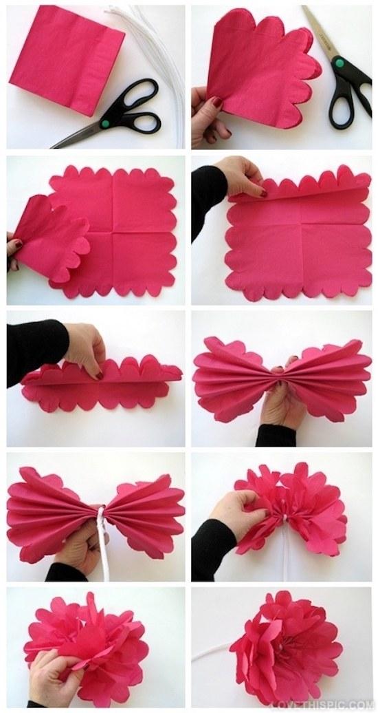manualidades-fciles-para-regalar-a-mama-flor-de-papel