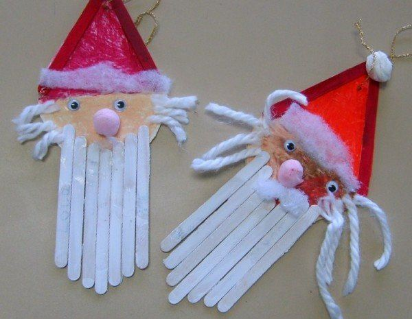 Manualidades ni os adornos de navidad v deo - Manualidades de navidad para ninos paso a paso ...