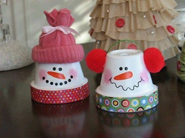 Manualidades Niños Navidad 2019 Decoración De Un árbol De Navidad