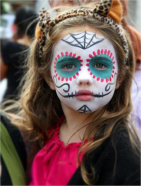 De 75 Fotos De Maquillaje Carnaval 2019 Para Ninos