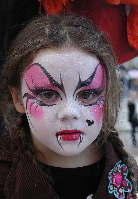 maquillaje-halloween-nino-vampiresa