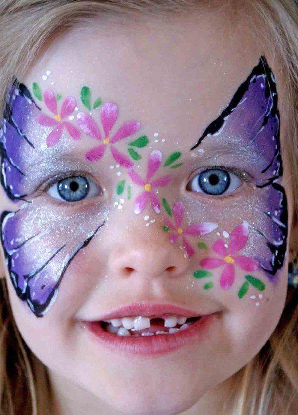 maquillaje-halloween-ninos-2015-maquillaje-de-mariposa